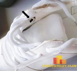 светодиодные кроссовки со светящейся подошвой