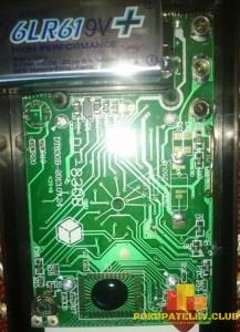 жк-цифровой мультиметр DT830B
