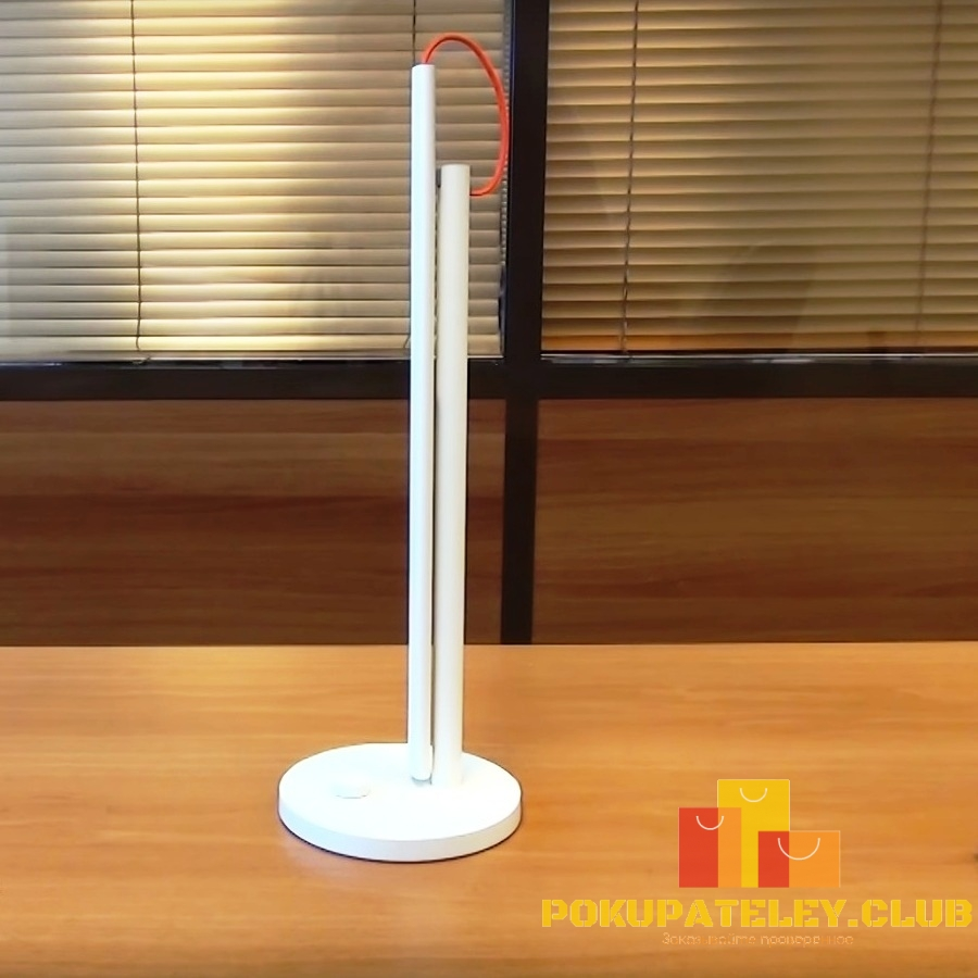 умная лампа xiaomi mi smart led desk lamp